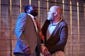 Stefan Adegbola (Charles), Peter Guinness (Guy)