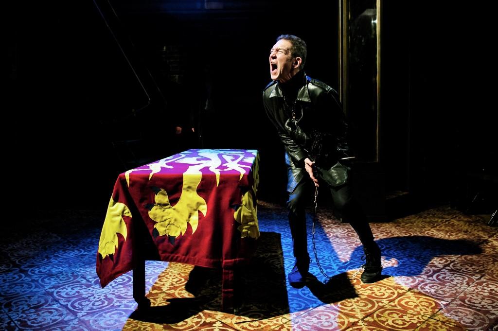 © Alex Brenner, Greg Hicks as Richard III