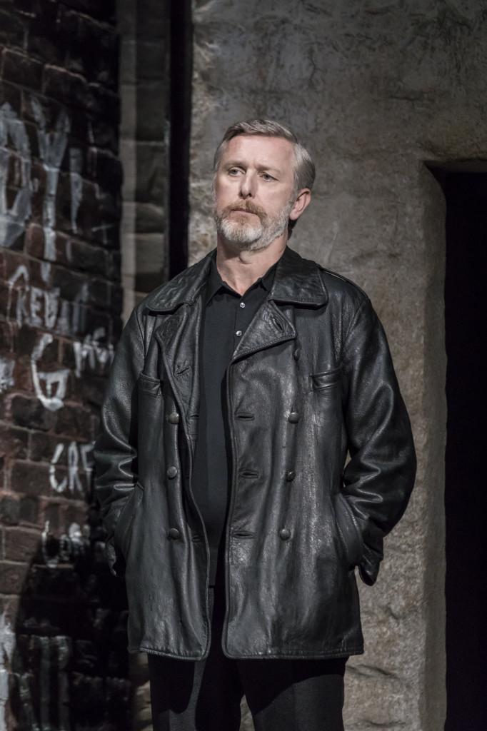© Johan Persson, Stuart Graham - a classic IRA `hard man'...