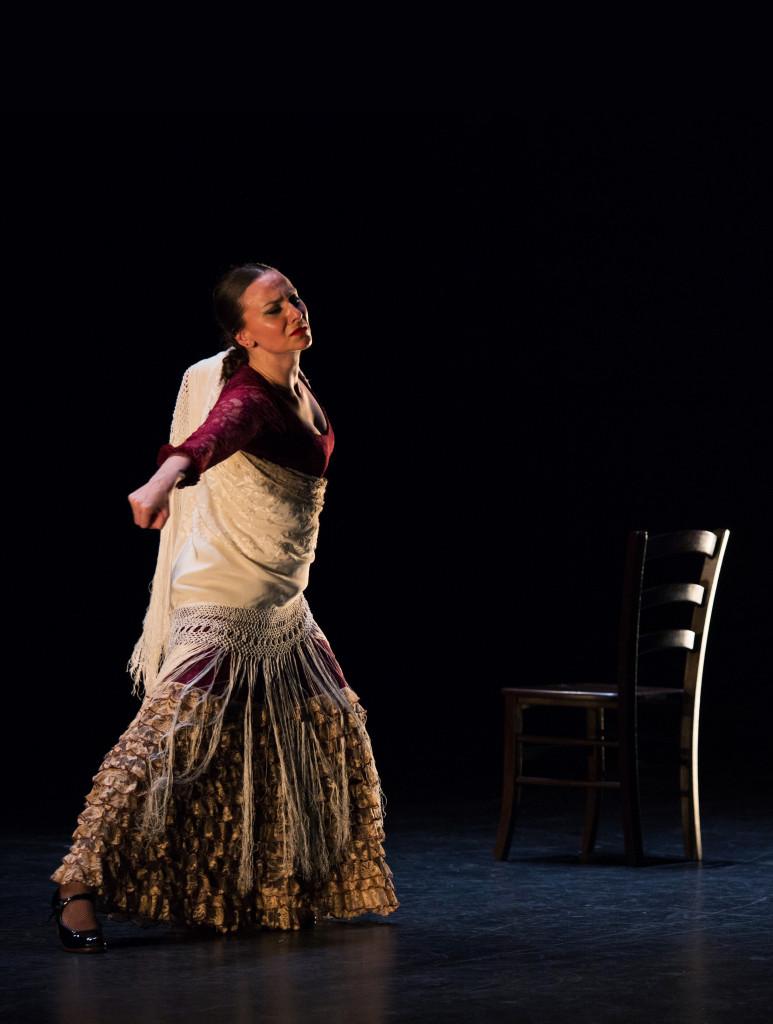 © Jeremy Toth, Yolanda Osuna in a dance from Granada, Granaina