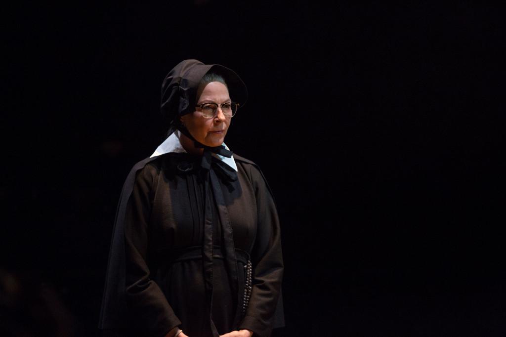 © Paul Nicholas Dyke, Stella Gonet as Sister Aloysius