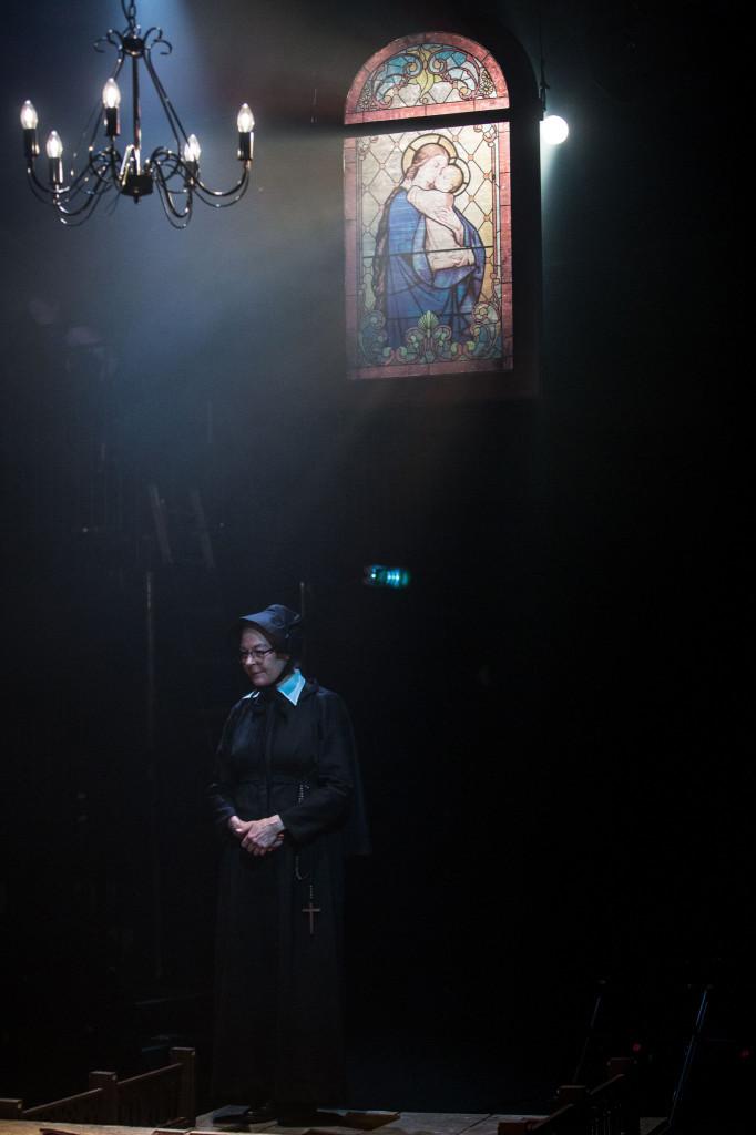 © Paul Nicholas Dyke, Stella Gonet (Sister Aloysius)