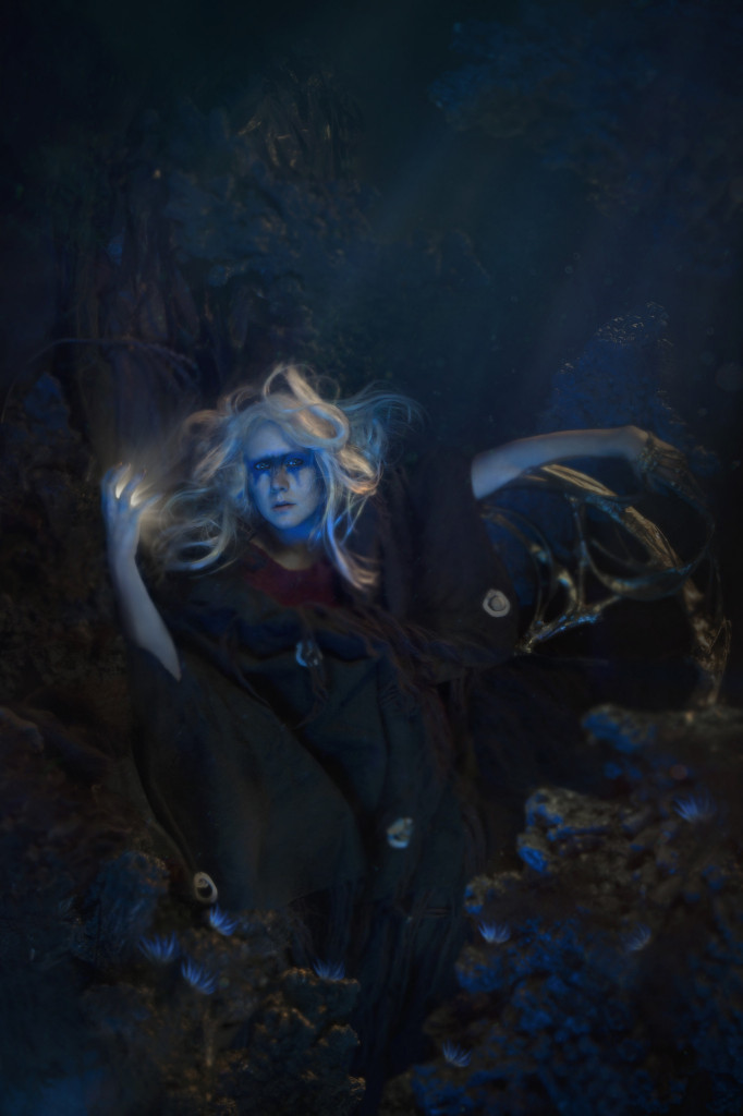 © Christa Holka, Bryony Kimmings, turning life into Art and horror story into a Grim Fairy Tale...